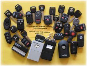 garage remote controls